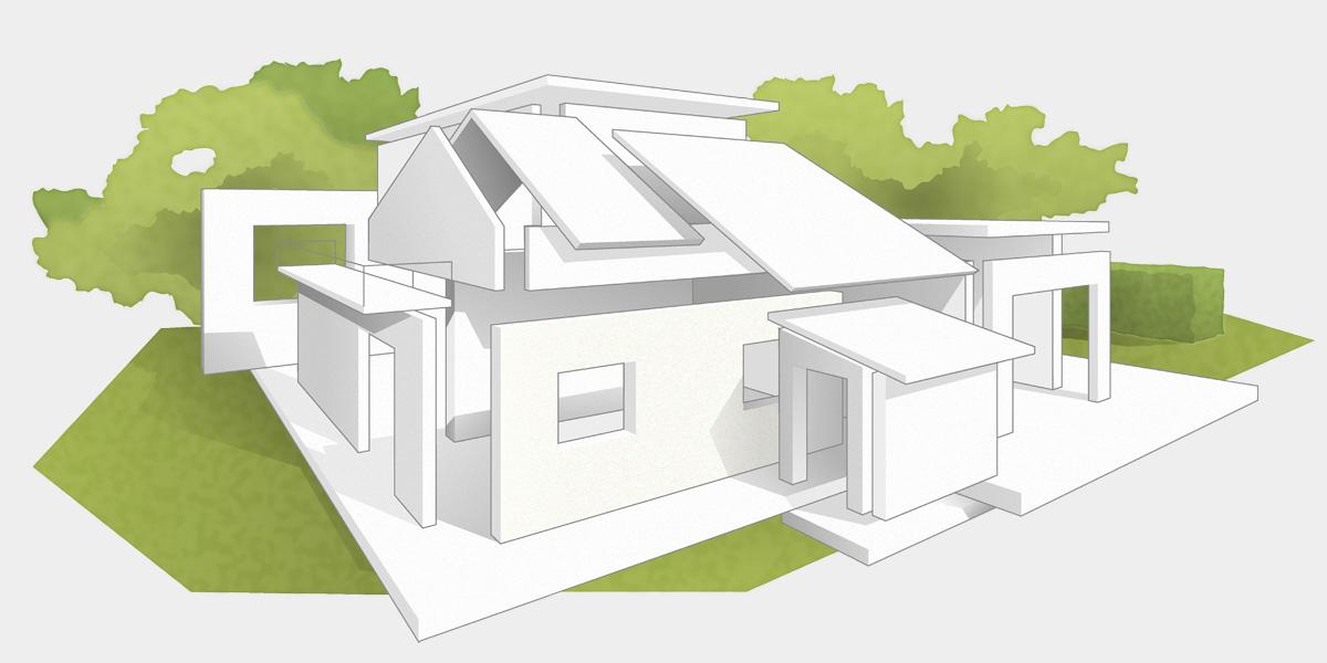 Online Haus konfigurieren